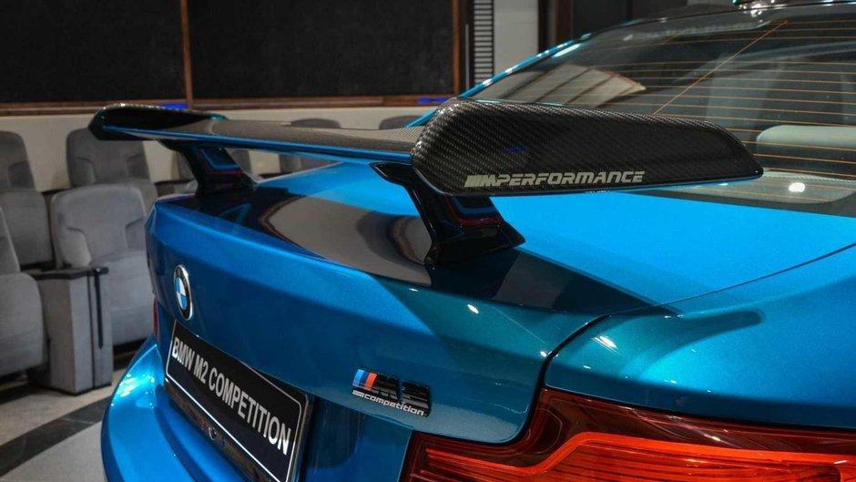 BMW M2 Competition Abu Dhabi