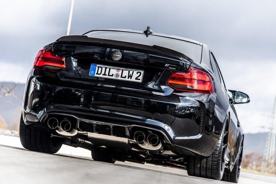 BMW M2 Competition de la Lightweight Performance