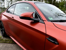 BMW M2 Competition In Frozen Sunset Orange