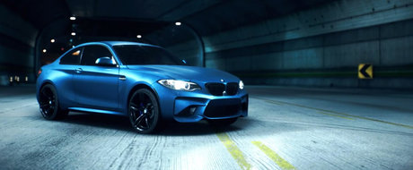 BMW M2 Coupe isi anunta aparitia in cadrul noului NFS