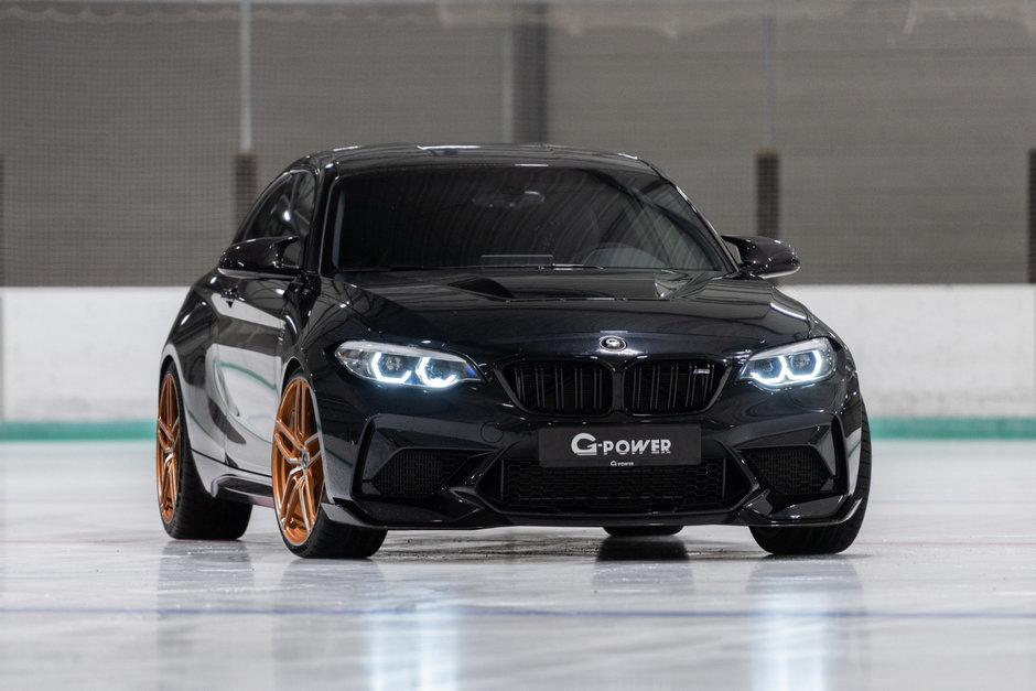 BMW M2 CS de la G-Power