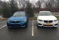 Bmw M2 vs BMW M235