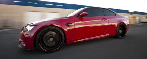 BMW M3 Agitator face valva in lumea tuningului!