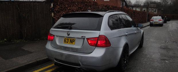 BMW M3 Break - masina ideala pentru familia vitezomana