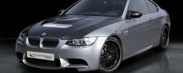 BMW M3 by Emotion Wheels - Noi jante si... 707 CP