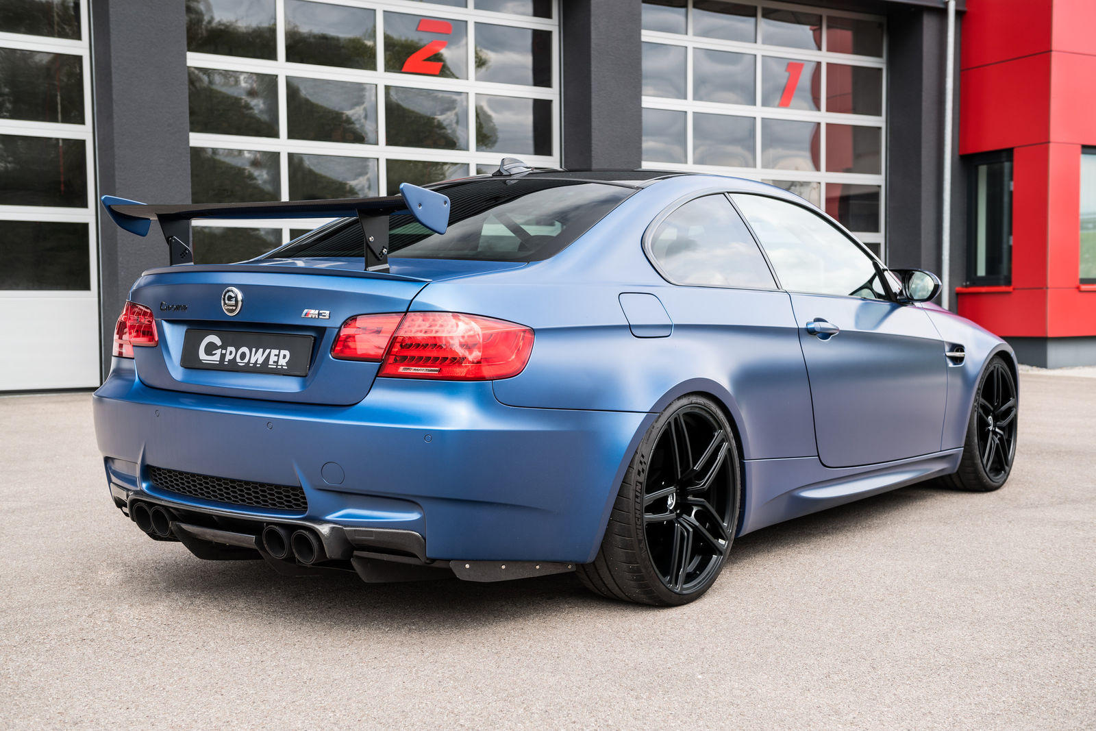 BMW M3 by G-Power - BMW M3 by G-Power