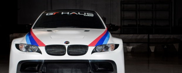 "BMW M3 by GT Haus - Probabil cel mai lat ""lucru"" din univers"