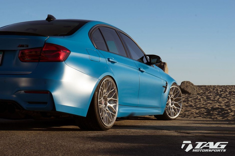 BMW M3 by TAG Motorsports