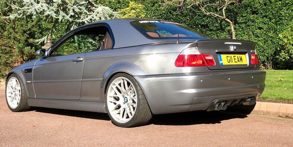 BMW M3 Cabrio cu motor 2JZ