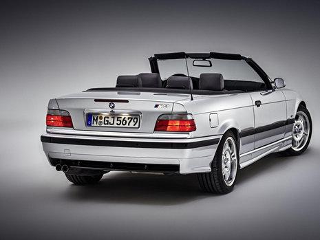 BMW M3 Convertible - Generatii