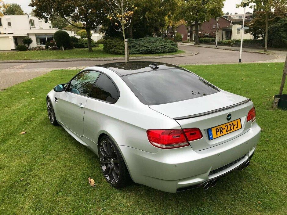 BMW M3 Coupe cu motor V10 de vanzare