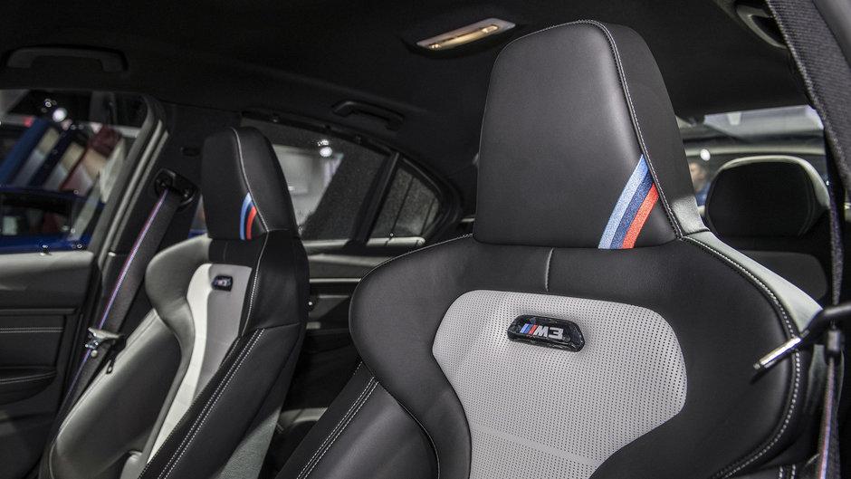 BMW M3 CS - Poze reale