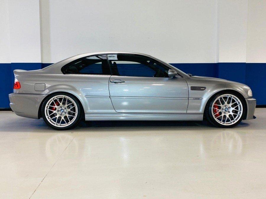 BMW M3 CSL cu 9.000 de mile