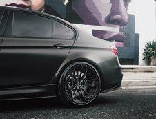 BMW M3 cu jante Brixton Forged
