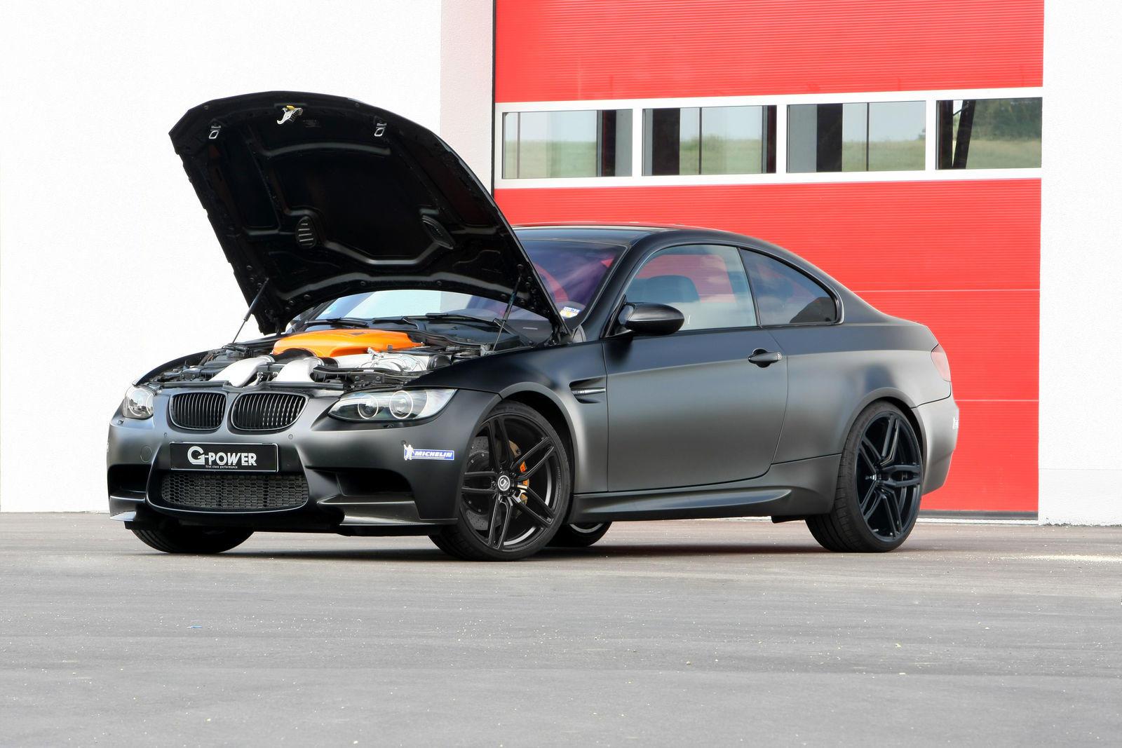 BMW M3 de 501 CP - BMW M3 de 501 CP