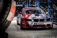 BMW M3 de drift