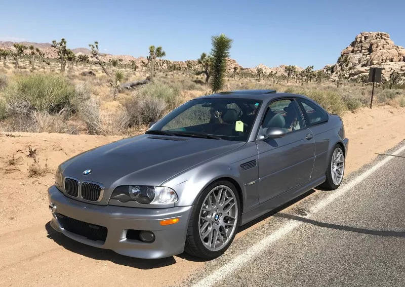 BMW M3 Dinan Stage 5