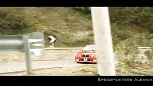 BMW M3 - Drift in Albania