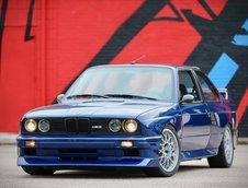 BMW M3 E30 cu motor de M3 E46