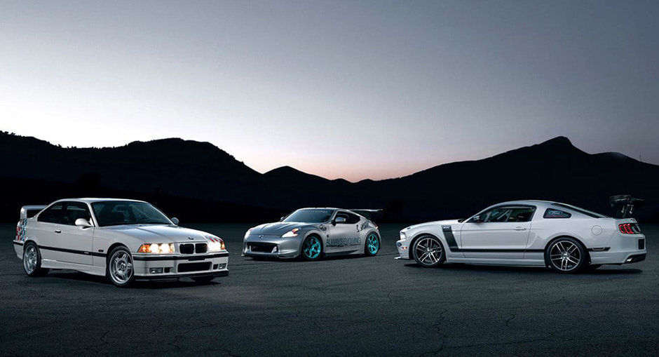 BMW M3 E36 Lightweight