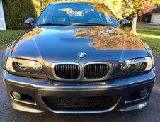 BMW M3 E46 cu 43.000 mile la bord