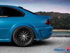 BMW M3 E46 cu jante Vossen