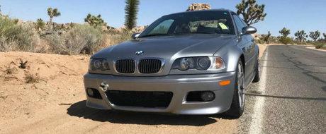 BMW M3 E46 cu Stage 5 de la Dinan, de vanzare peste Ocean. Cat costa masina bavareza cu tuning de 25.000 de dolari