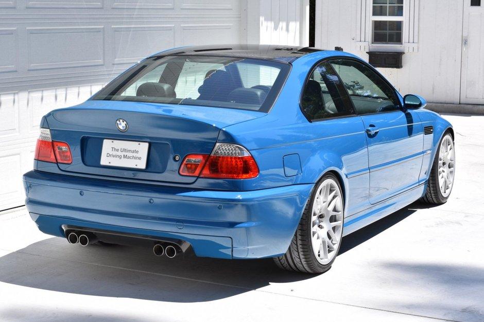BMW M3 E46 de vanzare