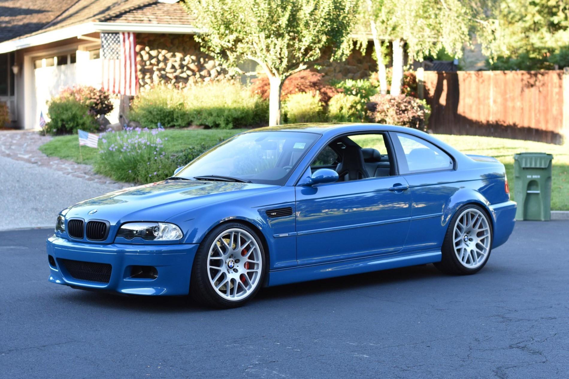 BMW M3 E46 de vanzare - BMW M3 E46 de vanzare
