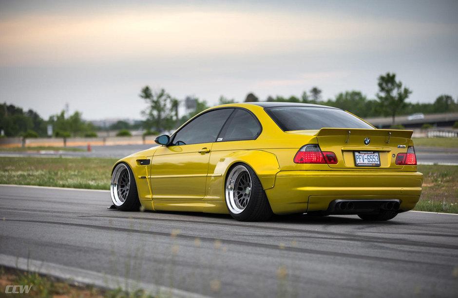 BMW M3 E46 Widebody