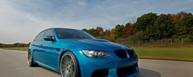 BMW M3 E90 by IND: One of a kind