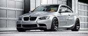 Mare atentie: Te vei indragosti iremediabil de acest BMW M3. Ofera un motor V10 de 5.8 litri!