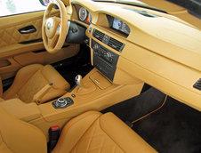 BMW M3 E92 cu motor V10 sub capota
