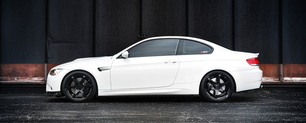 BMW M3 E92, modificat subtil de WSTO