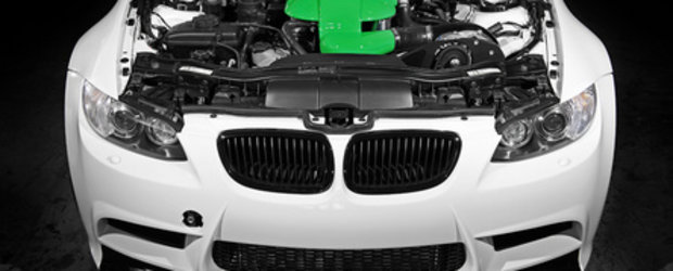 BMW M3 Green Hell - IND aduce iadul pe pamant!