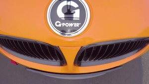 BMW M3 GT2 S Hurricane by G-Power