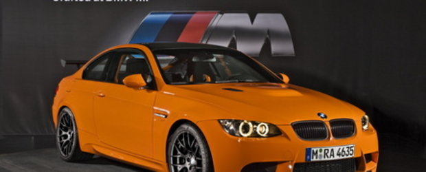 BMW M3 GTS - 450 CP si 136.850E