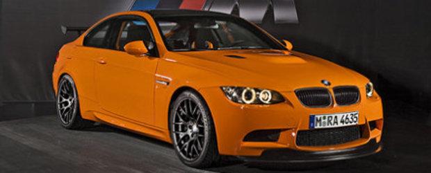 BMW M3 GTS - Liber pe strada din 2011
