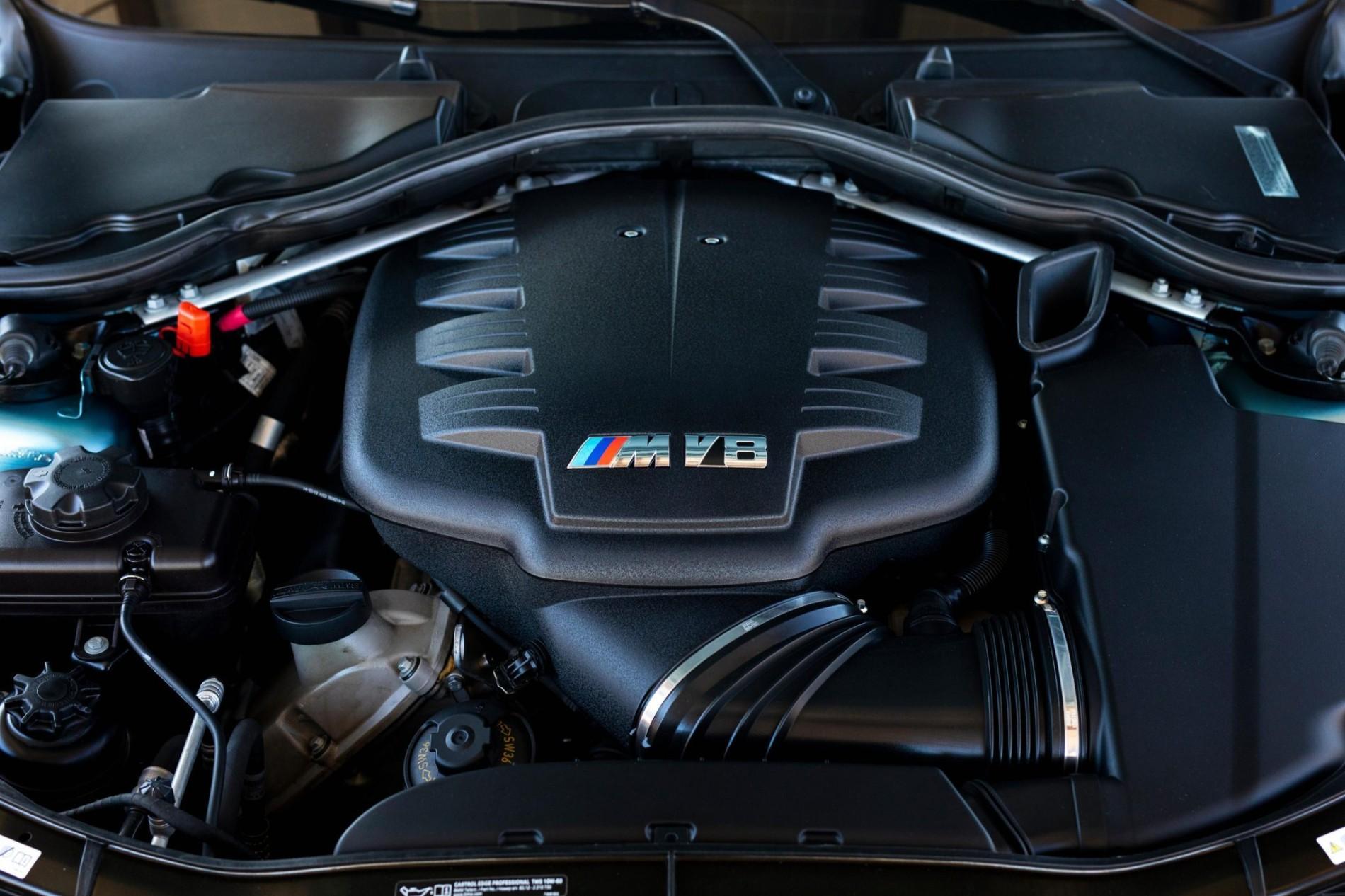 BMW M3 in Atlantic Blue - BMW M3 in Atlantic Blue