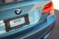BMW M3 in Atlantic Blue
