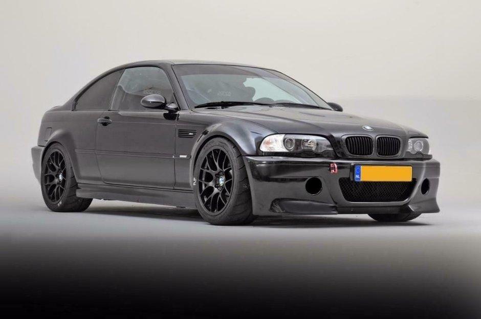 BMW M3 modificat pentru 'Ring