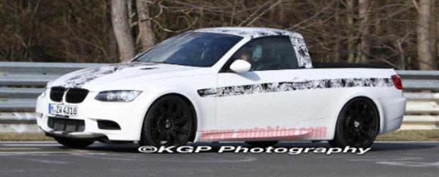 BMW M3 Papuc, masina ideala pentru cei mai de la tara