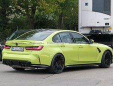 BMW M3 - Poze spion