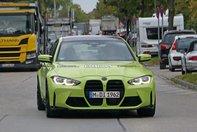 BMW M3 - Poze spion