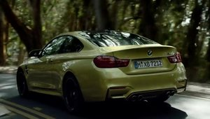 BMW M3 Sedan. BMW M4 Coupe. Video Oficial