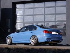 BMW M3 Sedan by Kaege