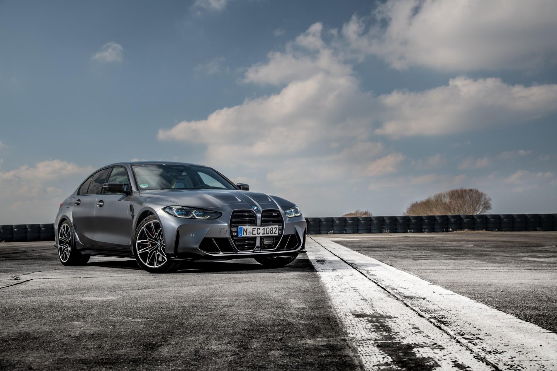 BMW M3 si M4 Competition M xDrive - BMW M3 si M4 Competition M xDrive