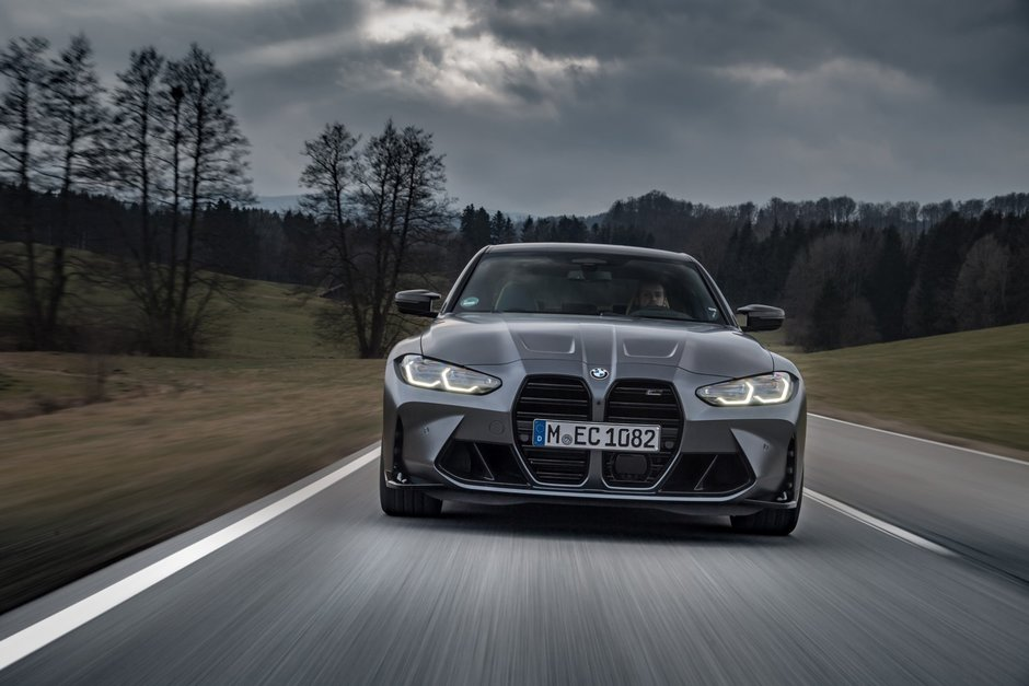 BMW M3 si M4 Competition M xDrive
