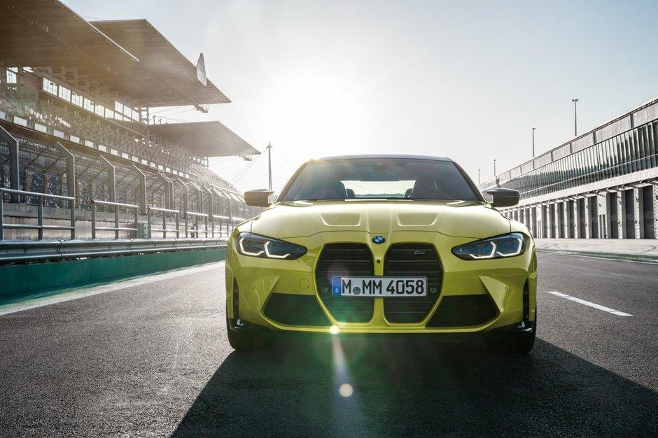 BMW M3 si M4 - Primele poze