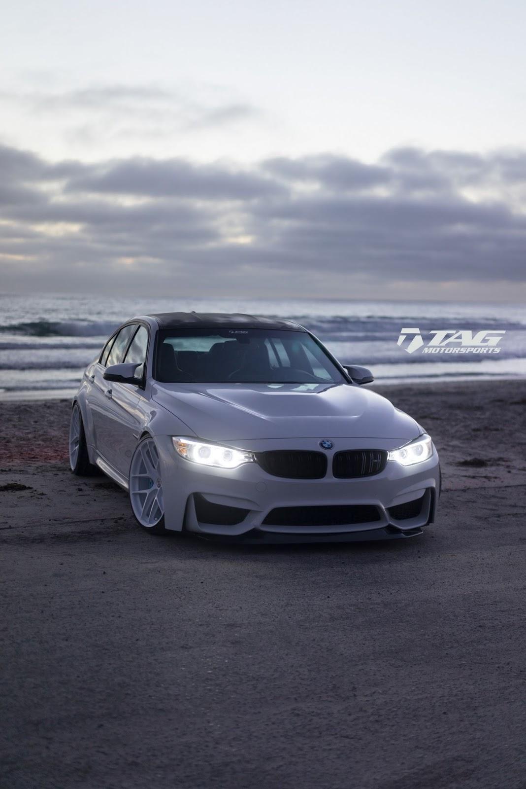 BMW M3 TAG Motorsports - BMW M3 TAG Motorsports